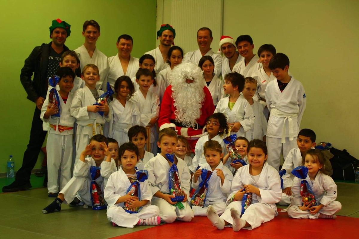 Un cours pour Noël